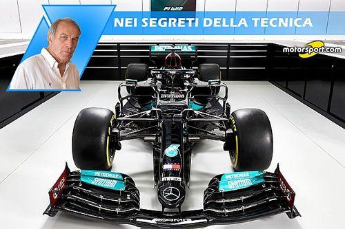 Mercedes W12: estremizzare per continuare a dominare
