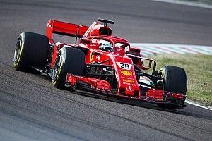 Alesi 'emotional' over son's Ferrari test, clarifies Academy exit