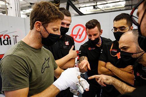 Mercedes willing to give Grosjean farewell F1 test