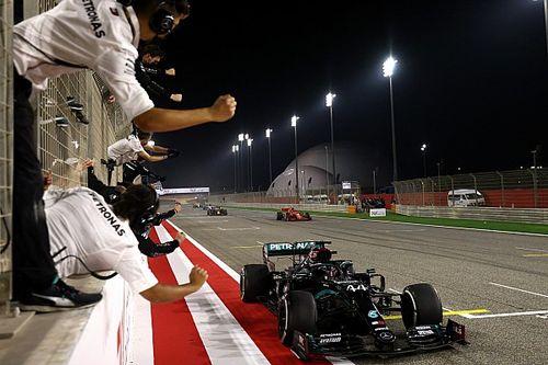 A késői Safety Car megmentette Hamilton futamát?