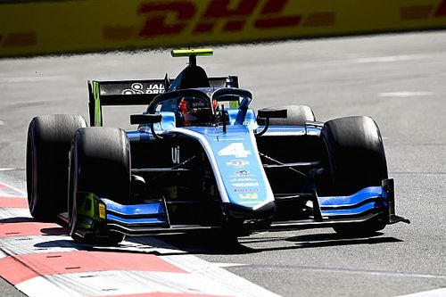 Sochi F2: Drugovich outpaces Boschung in morning practice session