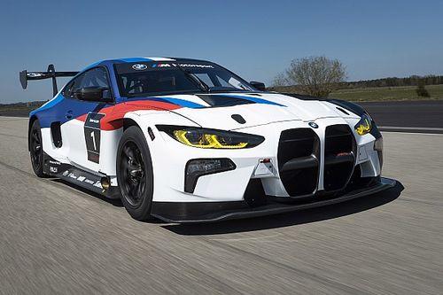 La nuova BMW M4 GT3 esordirà al Nurburgring il 26 giugno