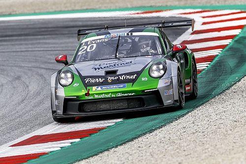 Porsche Supercup Avusturya: Evans kazandı, Ayhancan yarışın sonunda lastik patlattı