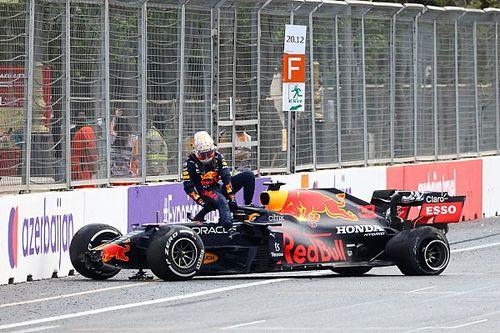 """Hamilton: """"Ce n'est pas Pirelli qui était en faute"""" à Bakou"""