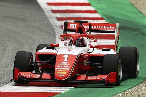فورمولا 3: هاوغر يفوز بالسباق القصير الأول متقدمًا ثنائية بريما في النمسا
