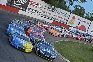 New Canadian Stock Car Championship in action at GP3R