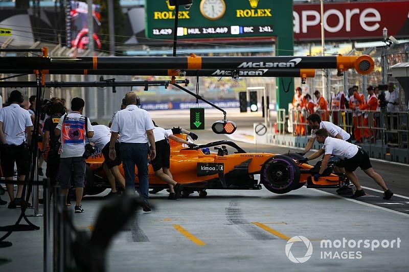 Alonso szerint harcban lehet a Q3-ért a McLarennel Szingapúrban
