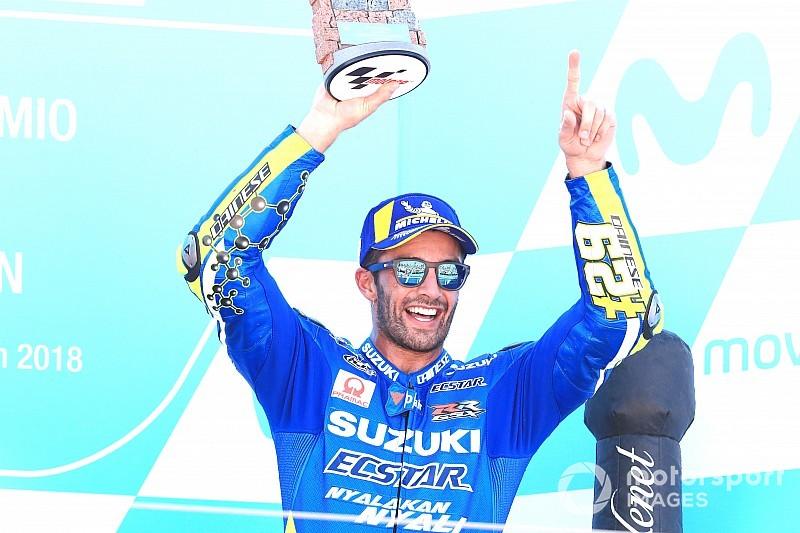 Suzuki verliert Privilegien durch Iannone-Podium: