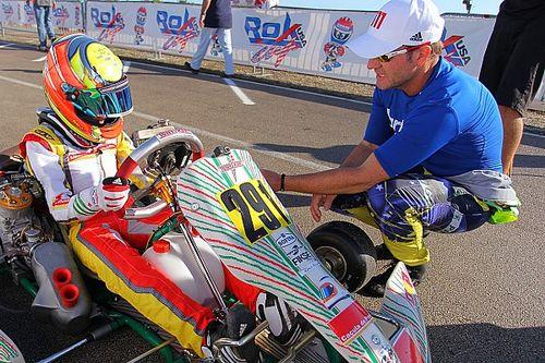 Filho de Barrichello garante lugar em categoria de base da Indy