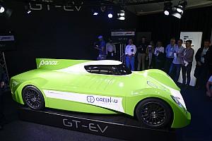 Ле-Ман Новость Panoz показала проект электромобиля для «24 часов Ле-Мана»