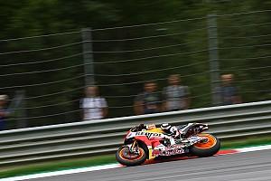 MotoGP Reporte de prácticas Márquez voló en el tercer entrenamiento de Austria