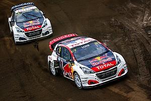 World Rallycross Preview Les Peugeot veulent briller à domicile ce week-end à Lohéac