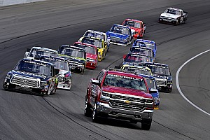 NASCAR Truck Breaking news NASCAR releases start times for 2018 Truck Series season