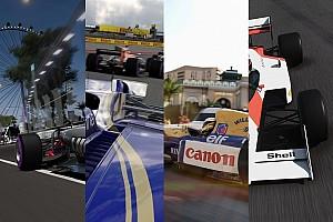 Симрейсинг Самое интересное Дайджест симрейсинга: подробности F1 2017 и DLC для Motorsport Manager