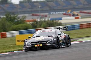 DTM Reporte de calificación Pole de Robert Wickens en la carrera del domingo del DTM en Lausitz