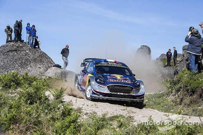 WRC Rallye Portugal: Sebastien Ogier feiert 2. Saisonsieg 2017