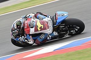 Moto2 Prove libere Austin, Libere 2: Alex Marquez si porta in testa, Morbidelli si conferma