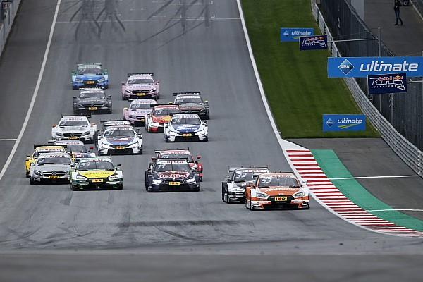 DTM Gerhard Berger verteidigt Abschaffung der Performance-Gewichte