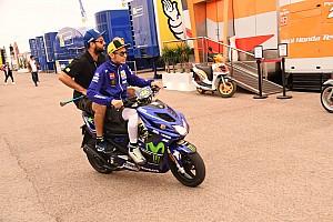 MotoGP Самое интересное Хромающий чемпион. Как Росси пытается выступать со сломанной ногой