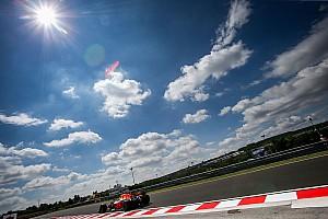 F1 Reporte de prácticas Ricciardo confirma en Hungría las buenas sensaciones de la mañana