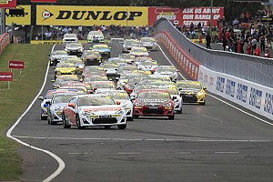 Touring Breaking news Toyota Australia keen on 86 racing series 'World Final'