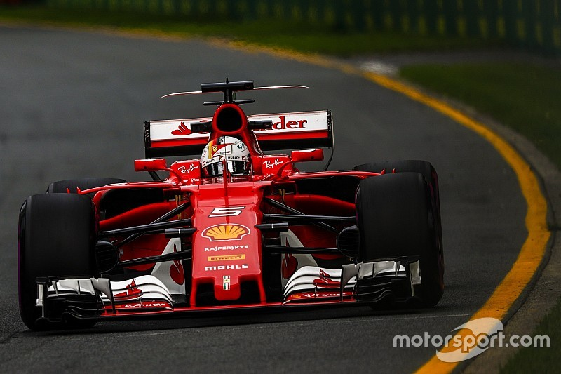 """Sebastian Vettel: """"Alles ist drin"""" beim F1-Auftakt 2017"""