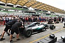 F1-es rajongók Malajziából