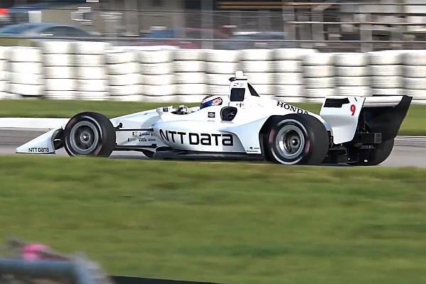 IndyCar Noticias de última hora Dixon califica los nuevos aerokits como un cambio importante en IndyCar