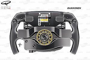 Formula 1 Analisi Retroscena Ferrari: Vettel è tornato alla leva della frizione di Raikkonen!