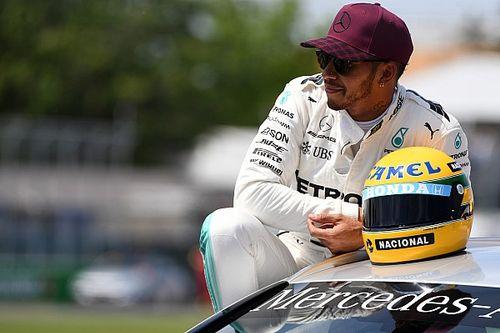 """あのセナと同格? ベルガー、ハミルトンは""""特別なドライバー""""だと最高評価"""
