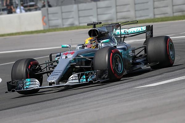 Formule 1 Le meilleur tour de Hamilton au Canada? De la récolte de données!
