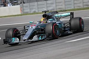 Formule 1 Actualités Le meilleur tour de Hamilton au Canada? De la récolte de données!