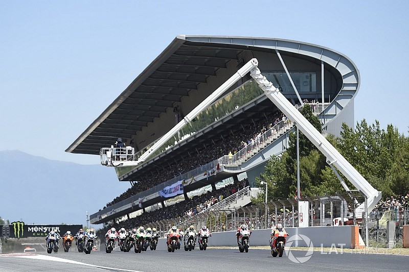 moto gp 2018 barcelone
