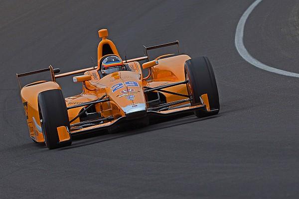 Indy 500 2017: Andretti Autosport von Fernando Alonso begeistert
