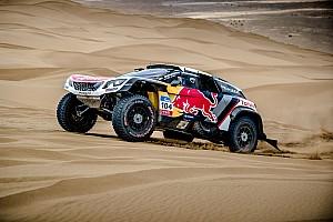 Cross-Country Rally Noticias de última hora Peugeot, con Sainz y Loeb en Marruecos