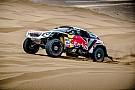 Cross-Country Rally Peugeot, con Sainz y Loeb en Marruecos