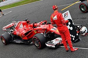 Forma-1 Kommentár Vettel a melegben bízik a Japán Nagydíjon