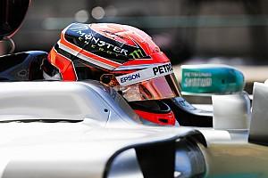 GP3 Diaporama George Russell, l'étoile montante de Mercedes