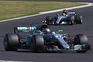 Formel 1 News Valtteri Bottas: F1-Rennen in Ungarn 2017 Beweis für Harmonie im Team