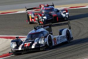 WEC Practice report Bahrain WEC: Points-leading Porsche remains on top