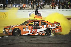 NASCAR Xfinity Rennbericht Thriller in Homestead: Daniel Suarez erringt NASCAR Xfinity-Titel 2016