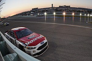 NASCAR Cup Interview Blaney: Better preparation key to continued NASCAR success