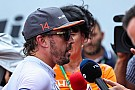 【F1】ルノー、アロンソ獲得の可能性を語る「批判されるのは避けたい」