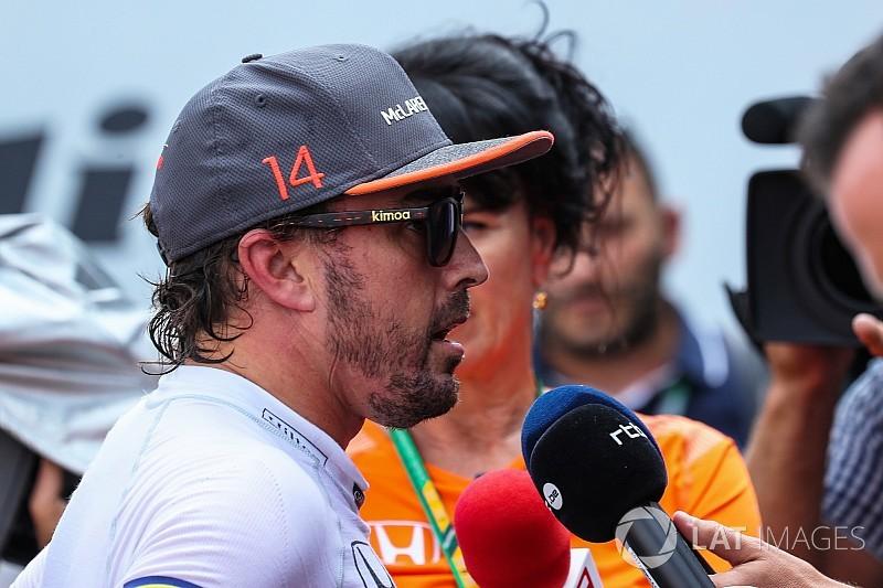Renault: 2018 pode ser cedo demais para trazer Alonso