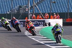MotoGP Son dakika Silverstone, MotoGP'yi tutmak için