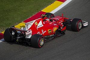 Formula 1 Practice report GP Belgia: Raikkonen pecahkan rekor sirkuit di FP3