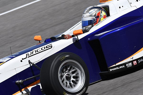 Pro Mazda Race report Gateway Pro Mazda: Franzoni beats Martin for fifth win