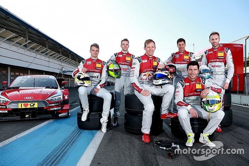 Audi-Fahrer 2018: DTM-Champion Rast ohne Vertrag für nächstes Jahr