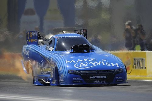 Doug Chandler to continue late wife's sponsorship of two Funny Cars