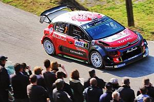 WRC Resumen de la fase Meeke comenzó liderando el Rally de Francia y Hanninen se estrella